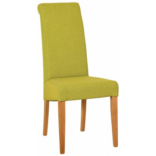 Elworth Rollback Chair Lime